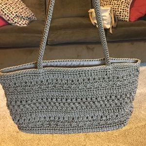 The Sak crotchet purse